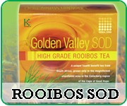 Herbata Rooibos SOD