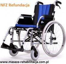 Wózek inwalidzki aktywny