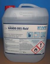 HANDE-DES Fluid alkoholowa dezynfekcja rąk art.nr 2773