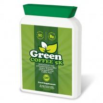 Green Coffee 5K - Zielona kawa | Tabletki na odchudzanie