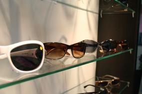 okulary przeciwsłoneczne z filtrami UV