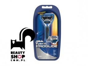 Gillette Fusion Proglide + 2 wkłady