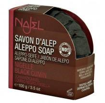 Mydło z Aleppo z czarnuszką (Nigella) 100 g oryginalne/Syria