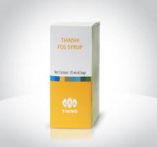 PREBIOTYK SYROP FOS TIENS FRUKTOOLIGOSACHARYDY 6 SASZ. PO 10 ML