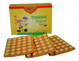 Digest Naturalne Tabletki BEZPIECZNIE OCZYSZCZAJĄCE JELITA