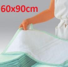 Podkłady higieniczne na łóżko 60x90cm, 25szt -HURT