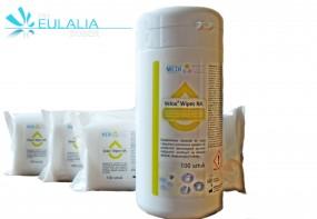 Velox Vipes NA Zestaw bezalkoholowych chusteczek do mycia i dezynfekcji narzędzi