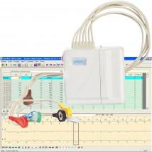 Holter Ekg A703 v.201 z oprogramowaniem - holcard 24 w alfa system