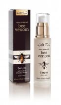 Luksusowe serum naprawcze z jadem pszczelim
