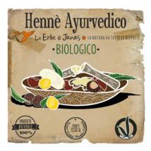 Henna Ajurwedyjska Lawsonia inermis Ayurvedico / Indygo / Cassia / Zimna Czerwień / Ciepła Czerwień Cassia - Indigo - Rosso Freddo