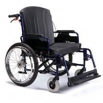 Wózek inwalidzki manualny ECLIPS XXL