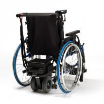 Wózek inwalidzki asystent opiekuna V-DRIVE Standard