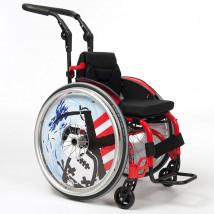 Wózek inwalidzki dla dzieci SAGITTA Kids
