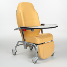 Wózek inwalidzki NORMANDIE z kołami