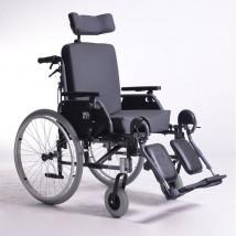 Wózek inwalidzki Eclipsx4 90° Komfort