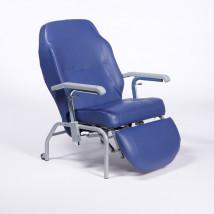 Wózek inwalidzki NORMANDIE XXL z kołami