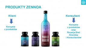 2 butelki suplementu Nuku Hiva; Core Care; Beauty; Rest SRQ