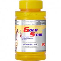 GOLD STAR- witalność, odporność ( Kordyceps, Reishi, Żeń-szeń, Imbir i
