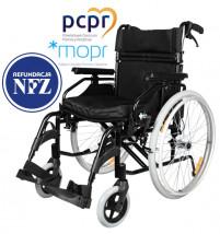 Wózek inwalidzki aluminiowy Refundacja NFZ